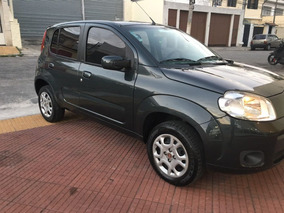 Fiat Uno 1.0 Vivace Flex 4p Ano 2012 Novíssimo