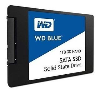 Disco Solido 1tb Wd Blue Ssd 2.5 Sata3 6gb/s