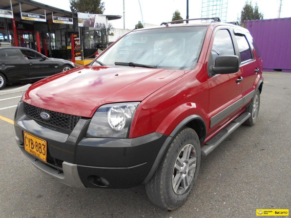 Ford Ecosport Full Equipo 2008