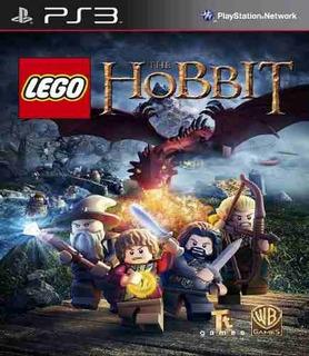 Lego The Hobbit Ps3 Fisico Usado Blu Ray Impecable Estado.