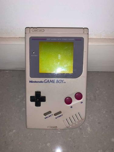 Game Boy. Buen Estado Estético, Para Revisar Funcionamiento