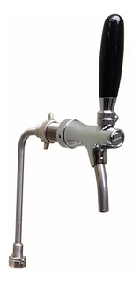Kit Para Extrair Chopp Do Barril Torneira Talos + Haste Inox
