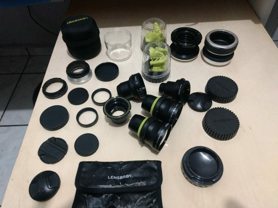 Kit Lens Baby Muse + Composer Para Canon