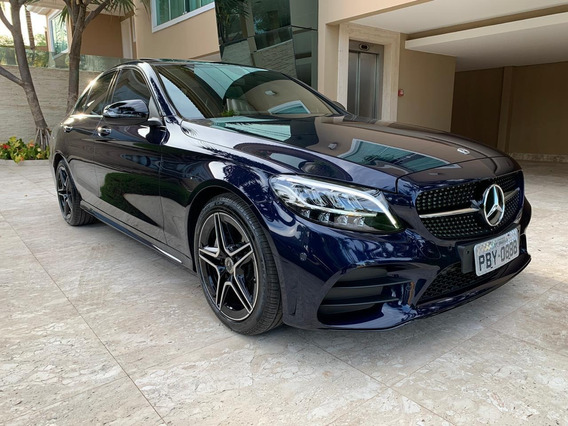 Mercedes-benz Classe C 2.0 Sport Turbo 4p 2019