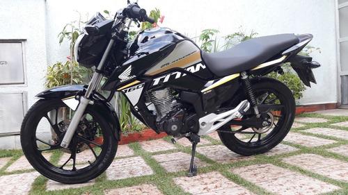 Honda Cg 160 Titan  Special    2019