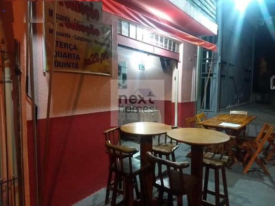 Pizzaria Próximo Ao Bradesco Cidade De Deus Com Excelente Estrutura Comercial. - Nh32349