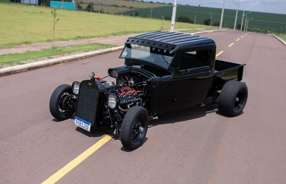 Pick Up Ford 1930 Hot Rod - Porsche, Mustang, Camaro