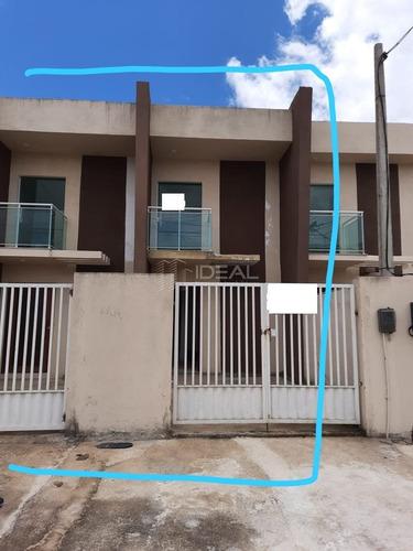 Imagem 1 de 9 de Casa Duplex Em Pq. Visconde Ii - Campos Dos Goytacazes, Rj - 12340