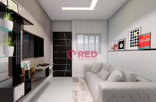 Sobrado Com 2 Dormitórios À Venda, 59 M² Por R$ 205.000,00 - Jardim Wanel Ville Iv - Sorocaba/sp - So0179