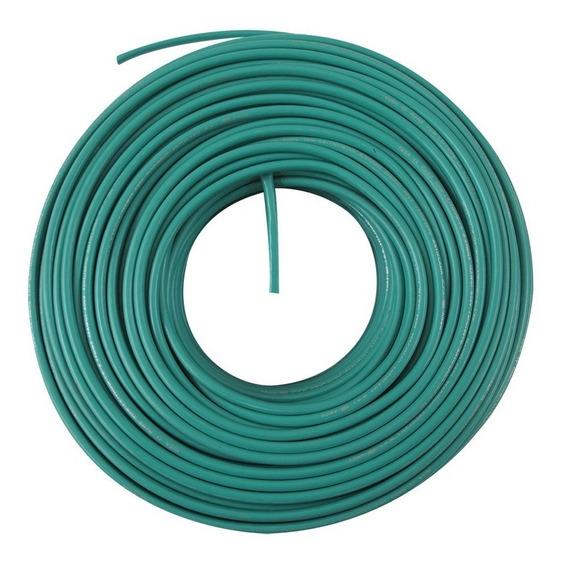 Envio Gratis Cable Iusa Thw No 12 Rollo 100mts Varios Colore