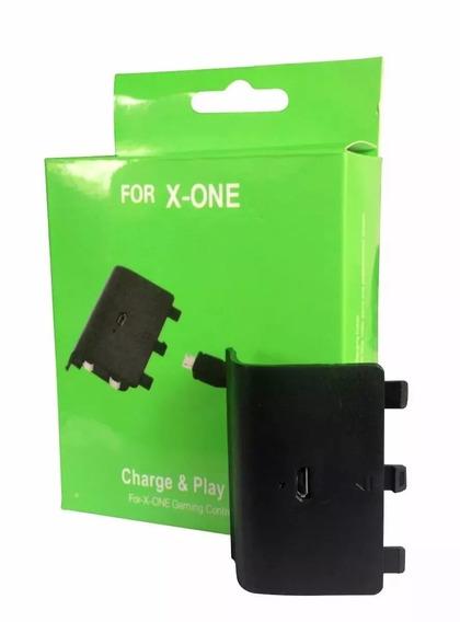 2 Bateria E Cabo Carregador Controle Xbox One Charge Play