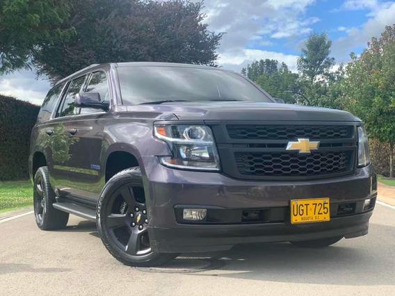 Chevrolet Tahoe Blindaje Nivel 3