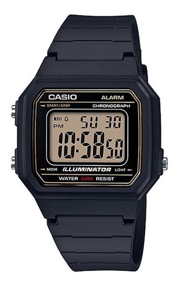 Relógio Casio Mundial Masculino W-217h-9avdf