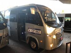 Micro Ônibus Volare Dw9 Fly Executivo Cor Prata Ano 2013/20