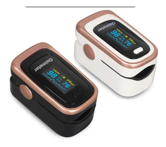 Dedo Oxímetro De Pulso Monitor De Oximetría De Oxígeno