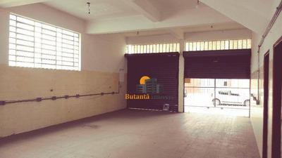 Salão Comercial Para Locação, Jardim Ester, São Paulo. - Sl0123