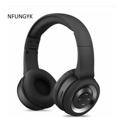 Fone De Ouvido Headphone Sem Fio Micro Sd Usb Bluetooth