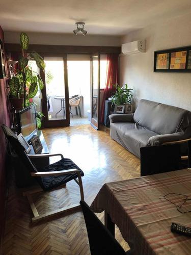 Venta Lindo Apartamento 2 Dormitorios Con Balcon Aguada