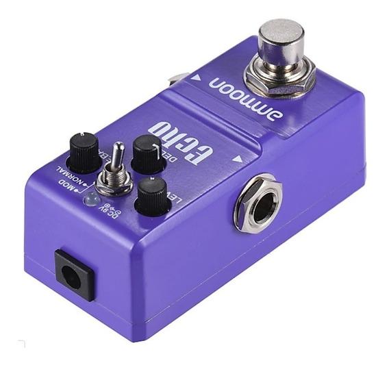 Pedal Echo/delay Ammoon Nano (mini) - Frete Grátis