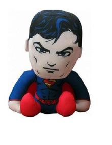 Pelúcia Super Hero - Liga Da Justiça - Super Man - Dtc
