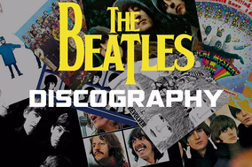 The Beatles Arquivos Completos Em Pen Drive + Wallpapers