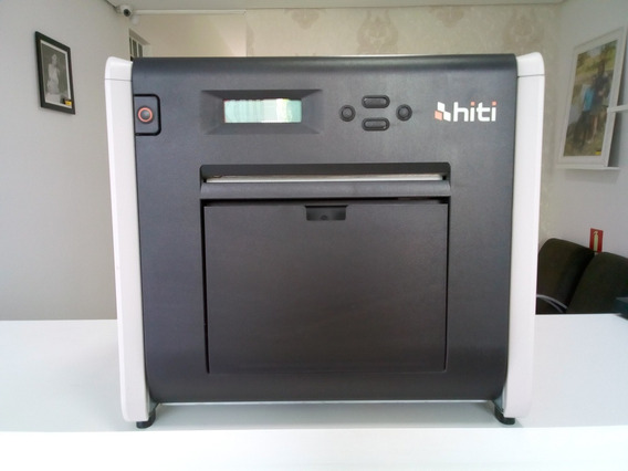 Impressora Térmica De Fotos Hiti P520l - Link Com Desconto!!