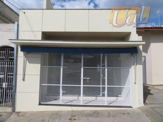 Salão Comercial À Venda, Centro, Atibaia. - Sl0065