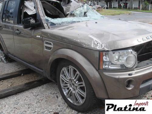 Sucata Land Rover Discovery 4 Para Retirada De Peças