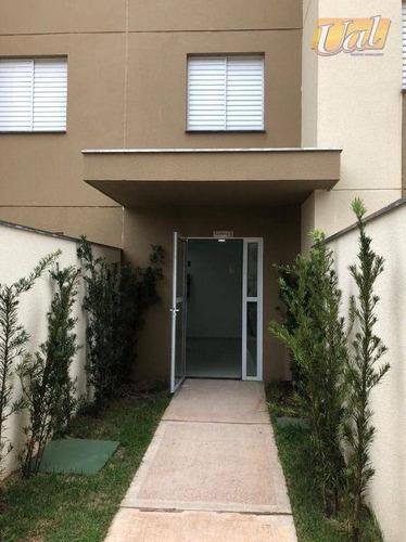 Imagem 1 de 2 de Apartamento À Venda, 57 M² Por R$ 197.000,00 - Caetetuba - Atibaia/sp - Ap0397