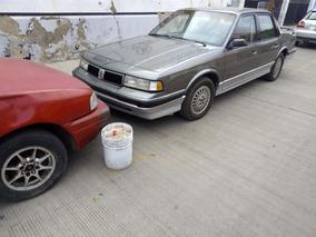 Chevrolet Cutlass 2p Eurosport Aut A/a 1990