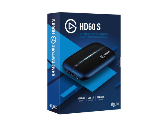 Elgato Game Capture Hd60s - Legacy Games
