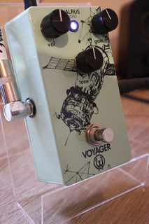 Pedal Voyager Preamp/overdrive Walrus Audio