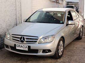 Mercedes Benz Clase C180 Cgi Blueefficiency 2011