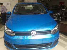 Okm Volkswagen Fox 5 Puertas Confortline Tasa 0% Entrega Ya