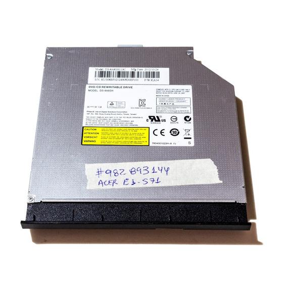 Drive Dvd Sata Notebook Acer E1-571 E1 571 | Garantia