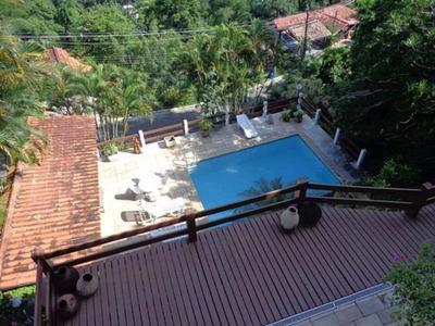 Casa Em Pendotiba, Niterói/rj De 410m² 5 Quartos À Venda Por R$ 680.000,00 - Ca215380