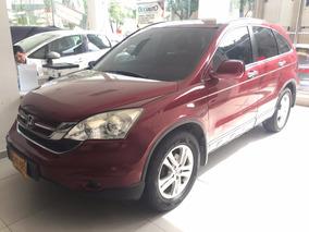 Honda Cr-v Ex 2011 4x4 Rojo Ruby