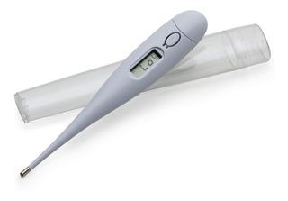 Termômetro Digital Clínico Com Beep Adulto E Infantil Febre