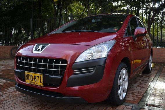 Peugeot 3008 1.6 Mt
