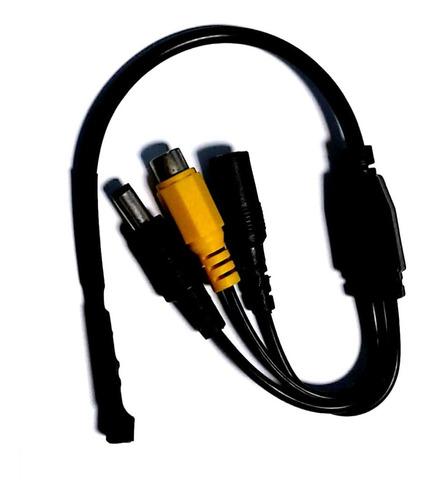 Imagen 1 de 1 de Microfono Dvr Cctv Discreto Alta Fidelidad Ambiental Audio