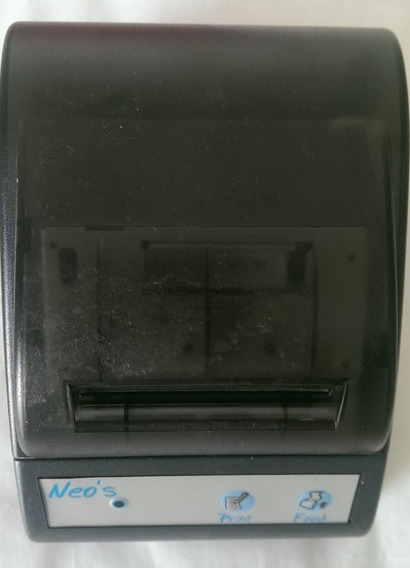 Impressora Termica De Cupom Custom Neo