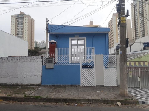 Imagem 1 de 13 de Casa Para Locação No Bairro Vila Tijuco Em Guarulhos - Cod: Ai18751 - Ai18751