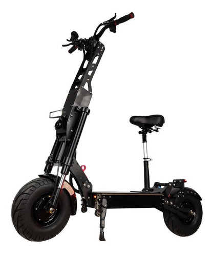 Auténtico Scooter Eléctrico 60v 2500w