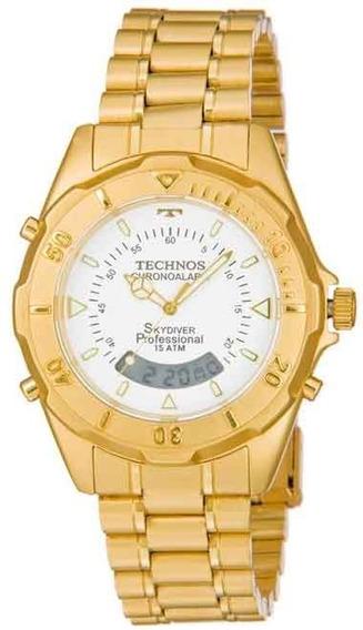 Relógio Technos Masculino Skydiver T20557/49b