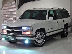 Chevrolet Grand Blazer 4.1 Dlx 1999 Branco Completo