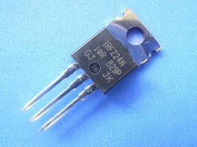 Kit Com 10 Pçs Transistor Irfz24n