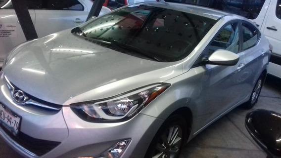 Hyundai Elantra 1.8 Gls Premium At 2015 Llevatelo Ganalo