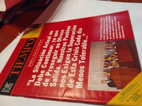 Revista Tiempo Mayo De 1986 Número 2295