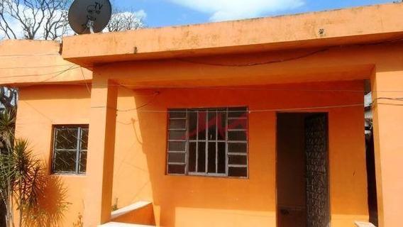 Casa Com 2 Quartos À Venda, 50 M² Por R$ 70.000 - Vista Alegre - São Gonçalo/rj - Ca0056