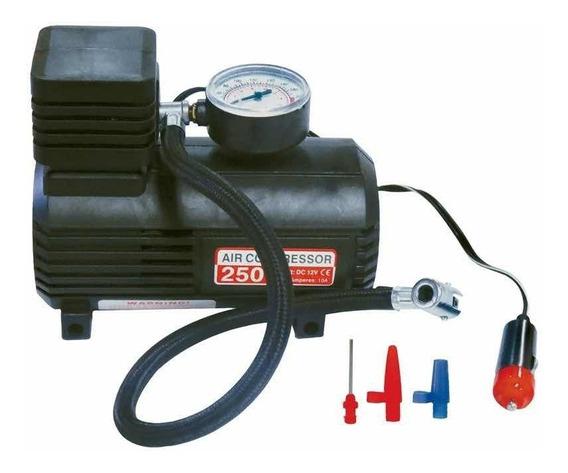 Compresor De Aire Mini 12 Volts